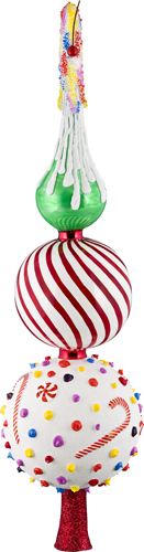 Candy Theme Finial
