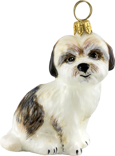 Cavachon dog ornament